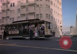 Image of city panorama San Francisco California USA, 1976, second 5 stock footage video 65675031129