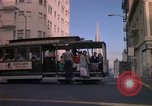 Image of city panorama San Francisco California USA, 1976, second 7 stock footage video 65675031129