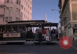 Image of city panorama San Francisco California USA, 1976, second 8 stock footage video 65675031129