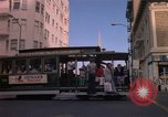 Image of city panorama San Francisco California USA, 1976, second 9 stock footage video 65675031129