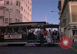 Image of city panorama San Francisco California USA, 1976, second 10 stock footage video 65675031129