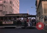 Image of city panorama San Francisco California USA, 1976, second 11 stock footage video 65675031129