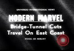 Image of Chesapeake Bay Bridge-Tunnel dedication Virginia Beach United States USA, 1964, second 2 stock footage video 65675031135