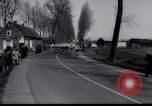 Image of bicycle race Europe, 1964, second 7 stock footage video 65675031139