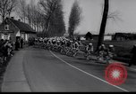 Image of bicycle race Europe, 1964, second 8 stock footage video 65675031139