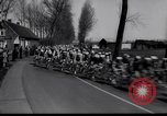 Image of bicycle race Europe, 1964, second 9 stock footage video 65675031139