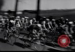 Image of bicycle race Europe, 1964, second 10 stock footage video 65675031139