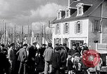 Image of Ville Close Concarneau Brittany France, 1931, second 9 stock footage video 65675031147