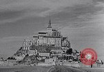 Image of Mont-Saint-Michel Normandy France, 1931, second 3 stock footage video 65675031148