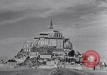 Image of Mont-Saint-Michel Normandy France, 1931, second 4 stock footage video 65675031148