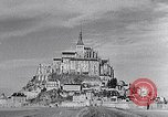 Image of Mont-Saint-Michel Normandy France, 1931, second 6 stock footage video 65675031148