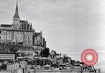 Image of Mont-Saint-Michel Normandy France, 1931, second 12 stock footage video 65675031148
