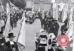 Image of Festival in Brittany Pont l'Abbe Bretagne France, 1931, second 5 stock footage video 65675031150