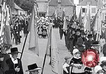 Image of Festival in Brittany Pont l'Abbe Bretagne France, 1931, second 9 stock footage video 65675031150
