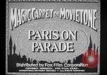 Image of Paris Paris France, 1933, second 2 stock footage video 65675031151
