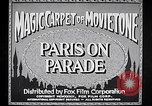 Image of Paris Paris France, 1933, second 3 stock footage video 65675031151