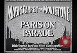 Image of Paris Paris France, 1933, second 4 stock footage video 65675031151