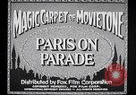 Image of Paris Paris France, 1933, second 6 stock footage video 65675031151