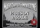 Image of Paris Paris France, 1933, second 7 stock footage video 65675031151