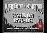 Image of Paris Paris France, 1933, second 8 stock footage video 65675031151