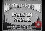 Image of Paris Paris France, 1933, second 9 stock footage video 65675031151