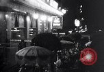 Image of night life Paris France, 1933, second 4 stock footage video 65675031158