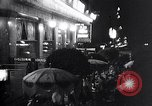 Image of night life Paris France, 1933, second 6 stock footage video 65675031158
