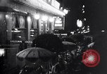 Image of night life Paris France, 1933, second 7 stock footage video 65675031158