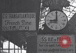 Image of railway station France, 1933, second 1 stock footage video 65675031160