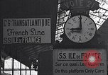 Image of railway station France, 1933, second 5 stock footage video 65675031160