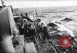 Image of United States Coast Guard North Atlantic Ocean, 1944, second 2 stock footage video 65675031168
