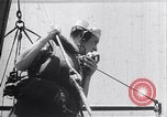 Image of United States Coast Guard North Atlantic Ocean, 1944, second 10 stock footage video 65675031168