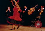 Image of Flamenco Rota Spain, 1965, second 5 stock footage video 65675031177