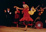 Image of Flamenco Rota Spain, 1965, second 9 stock footage video 65675031177