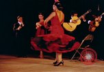 Image of Flamenco Rota Spain, 1965, second 11 stock footage video 65675031177