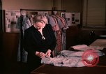 Image of textile and clothing United States USA, 1948, second 3 stock footage video 65675031184