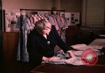 Image of textile and clothing United States USA, 1948, second 11 stock footage video 65675031184