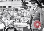 Image of Children fingerprinting United States USA, 1936, second 1 stock footage video 65675031193