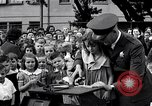 Image of Children fingerprinting United States USA, 1936, second 10 stock footage video 65675031193