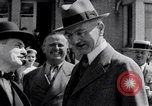 Image of French dignitary Europe, 1936, second 8 stock footage video 65675031212
