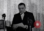 Image of John Edgar Hoover United States USA, 1937, second 6 stock footage video 65675031221