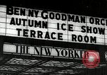 Image of Benny Goodman New York City USA, 1943, second 1 stock footage video 65675031226