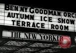 Image of Benny Goodman New York City USA, 1943, second 3 stock footage video 65675031226