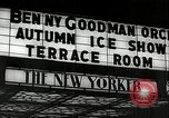 Image of Benny Goodman New York City USA, 1943, second 4 stock footage video 65675031226
