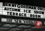 Image of Benny Goodman New York City USA, 1943, second 6 stock footage video 65675031226