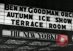 Image of Benny Goodman New York City USA, 1943, second 7 stock footage video 65675031226