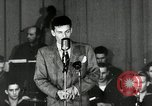 Image of Frank Sinatra New York City USA, 1943, second 5 stock footage video 65675031231