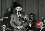 Image of Frank Sinatra New York City USA, 1943, second 6 stock footage video 65675031231