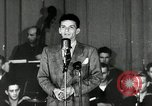 Image of Frank Sinatra New York City USA, 1943, second 7 stock footage video 65675031231
