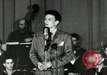 Image of Frank Sinatra New York City USA, 1943, second 8 stock footage video 65675031231